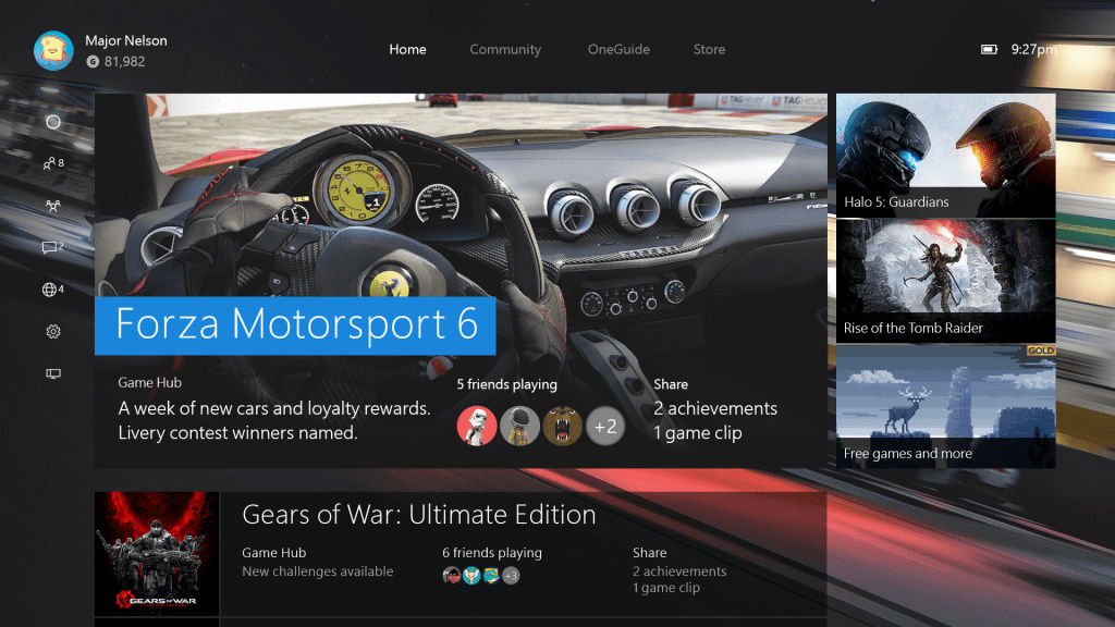 New Xbox One Experience Release Date Announced