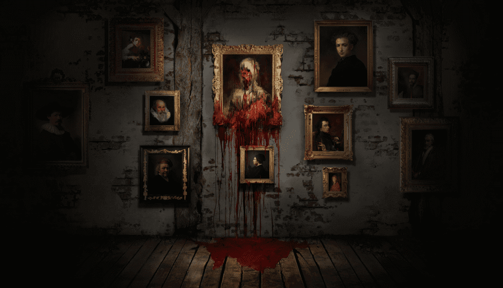 Layers of Fear Now Available on Xbox One