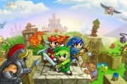 Legend of Zelda: Tri Force Heroes Has Demo For Select Players