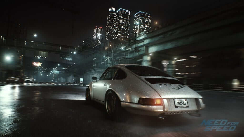 Need for Speed Hands On Impressions