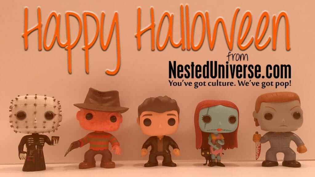 Funko Pop! Halloween Edition