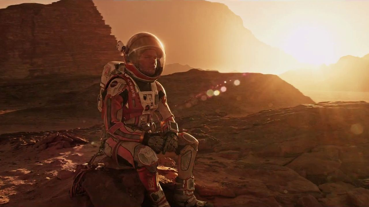 The Martian Returns to #1 At The Box Office