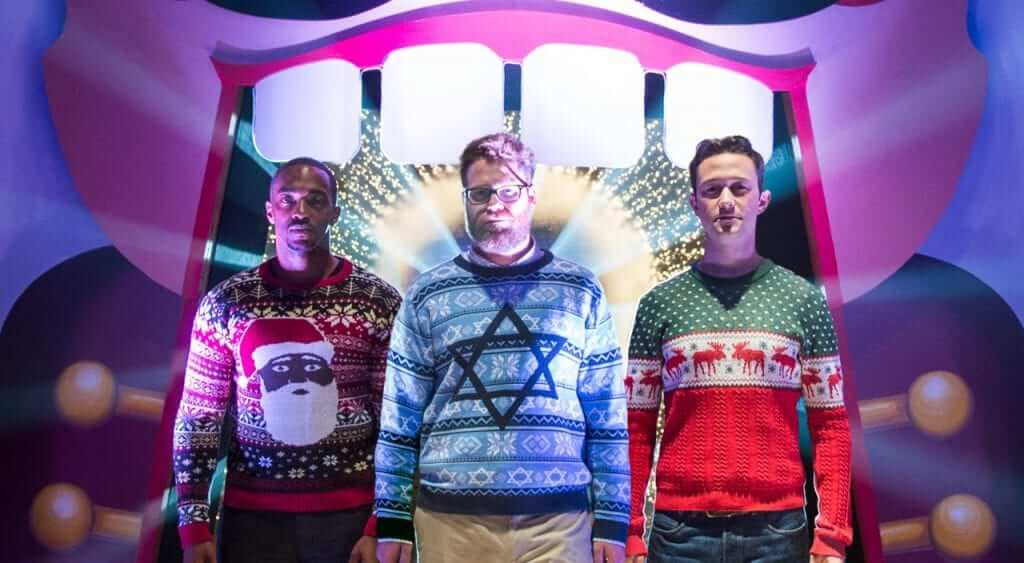 Watch The New Trailer For The Night Before