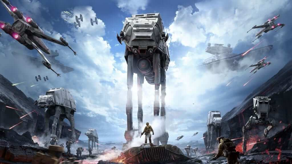 Star Wars BattleFront Beta Impressions