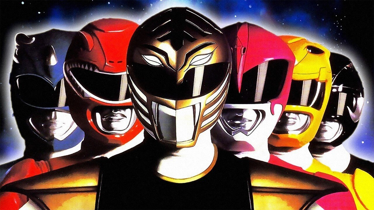 Power Rangers May Have New Home On Netflix
