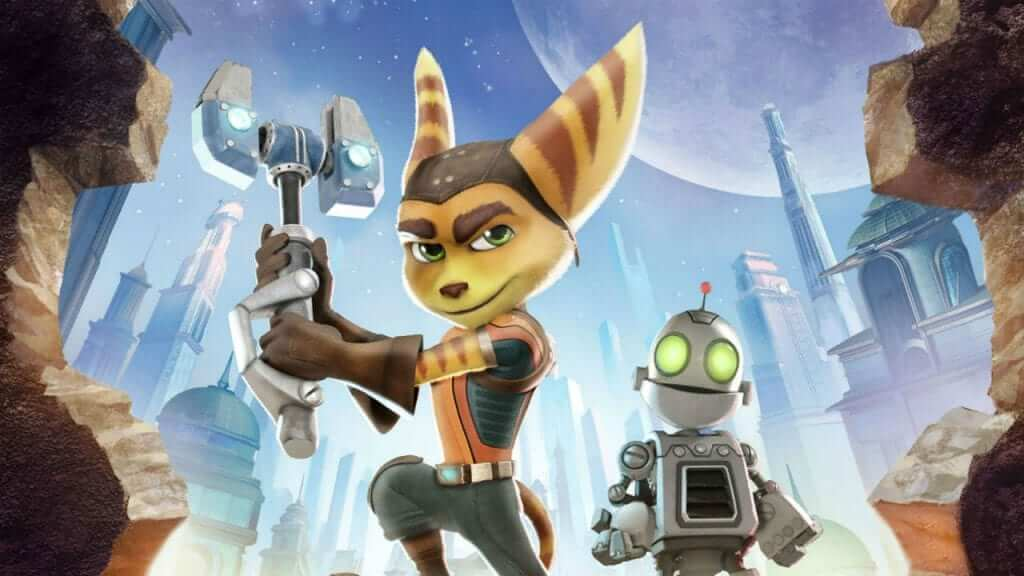 Ratchet & Clank Official Trailer Released