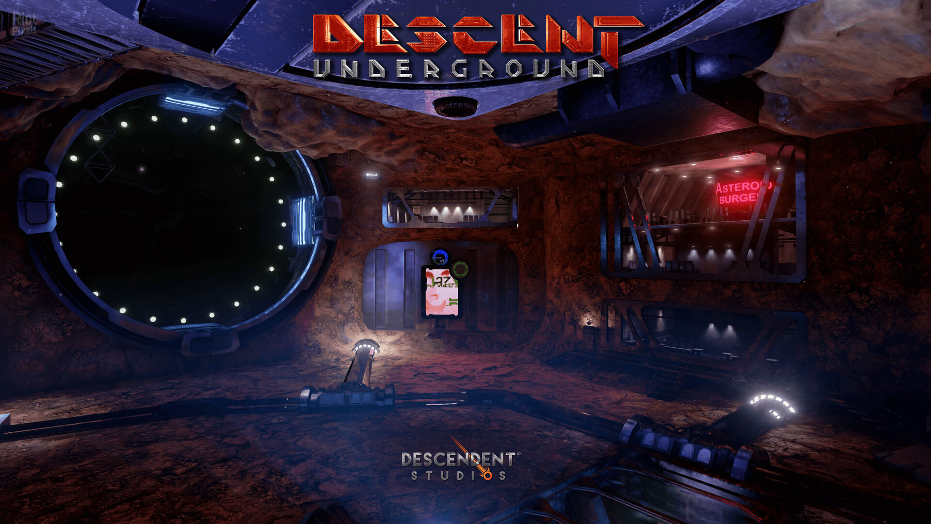 Descent: Underground Gets Steam Early Access