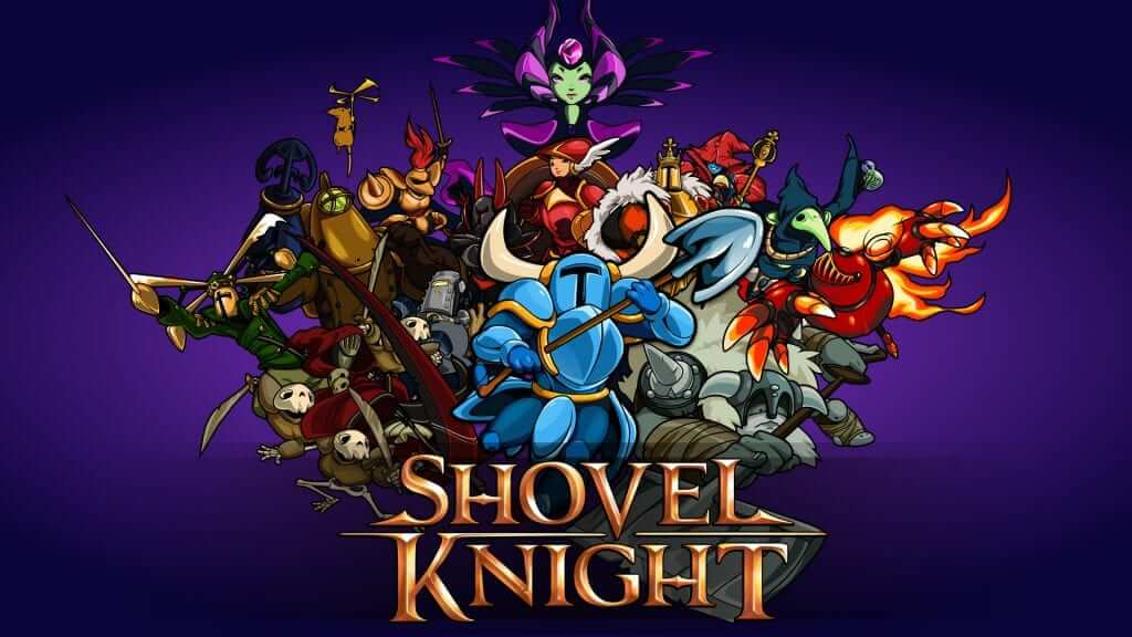 Shovel Knight Coming to Super Smash Bros.