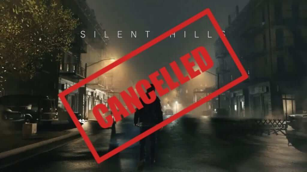 Top 5 Cancelled Horror Games