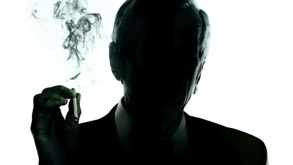 X-Files Revival Poster Shows Cigarette Smoking Man