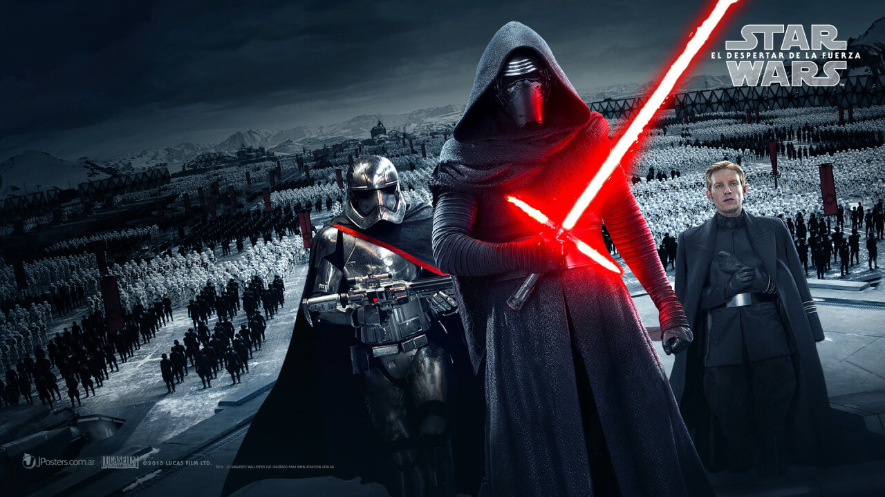 Star Wars: The Force Awakens New Trailer Released