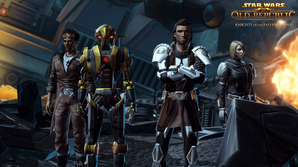 Star Wars: Knights of the Fallen Empire Review