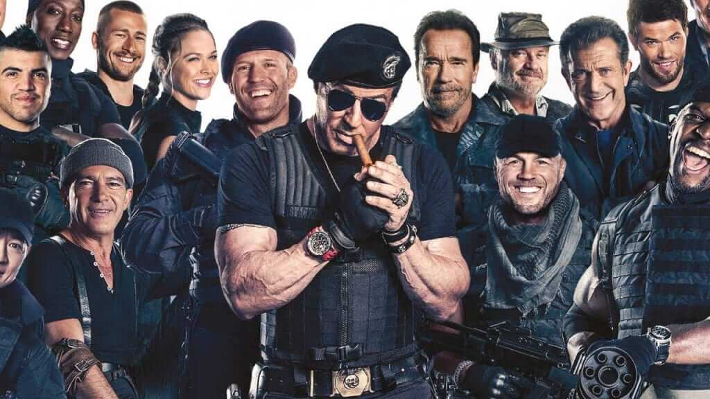 The Expendables 4 Begins Filming in 2016
