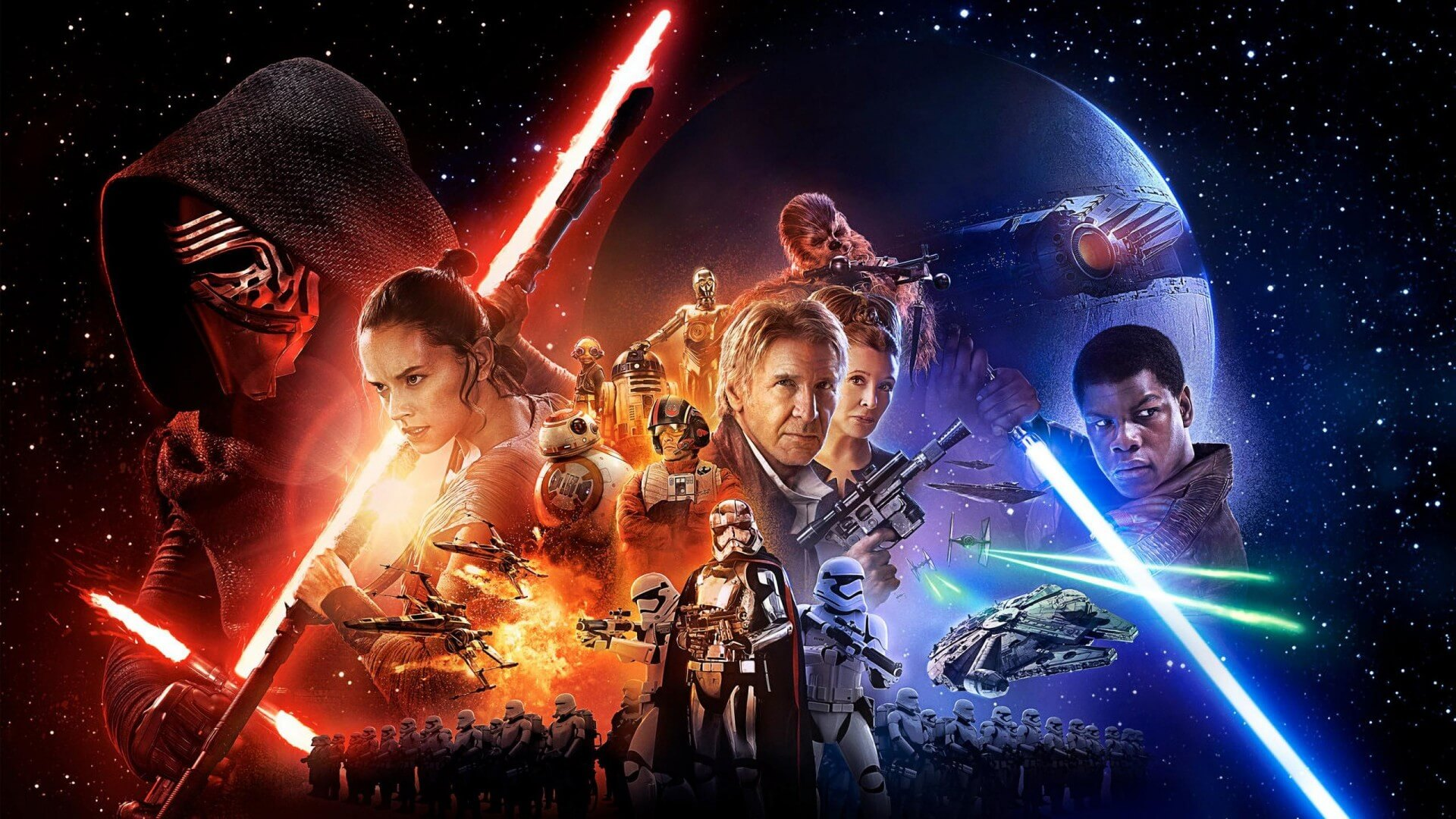 Star Wars: The Force Awakens Makes $1 Billion In Record 12 Days