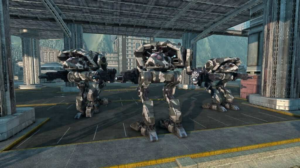 MechWarrior Online Coming to Steam
