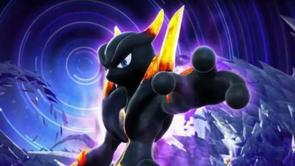 Pokken Tournament: Shadow Mewtwo Gameplay