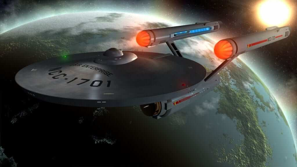 Star Trek Boldly Going Back to TV