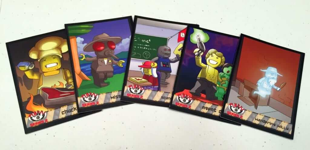 Brick Builders Club - Trading Cards