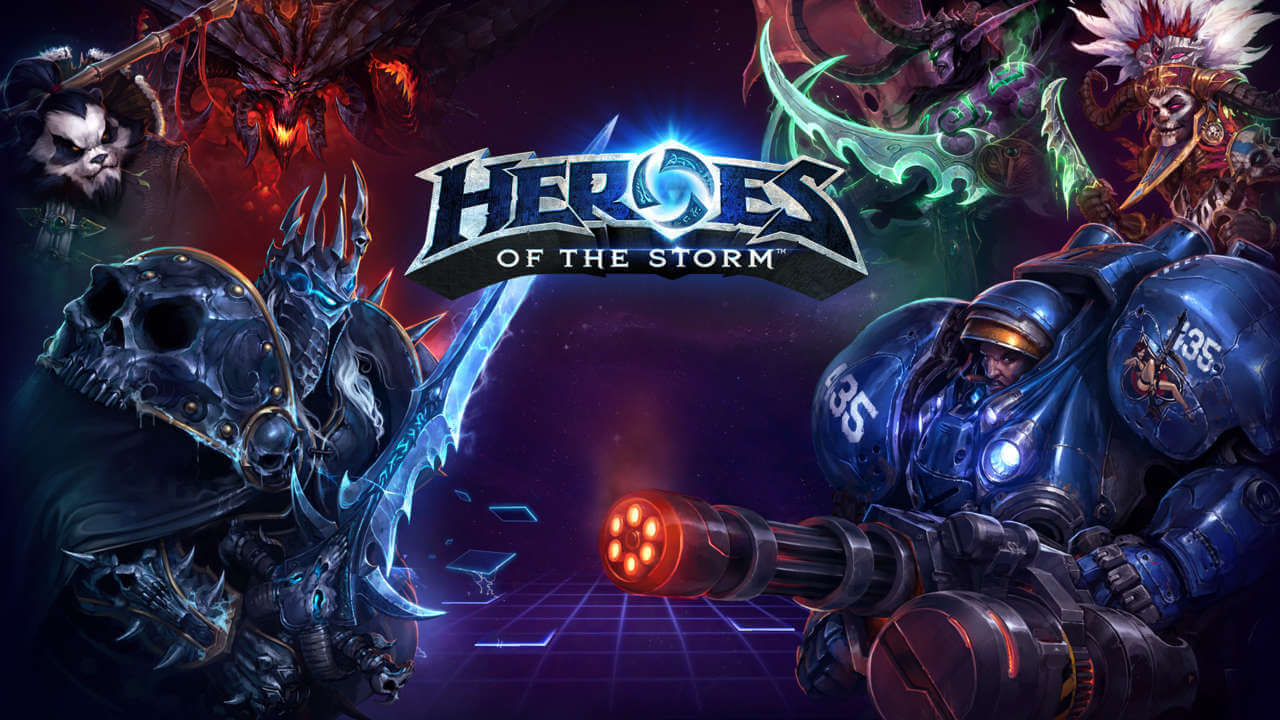 New Heroes of the Storm Map Changes Gameplay