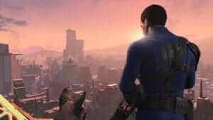 Fallout 4 won Best in Show at E3 2015.