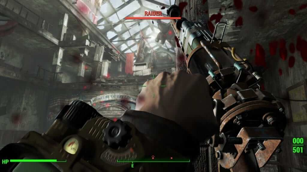 Fallout 4 Gets Early Criticism For Frame Rates