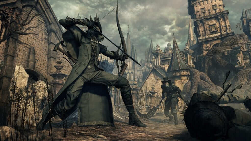 Bloodborne: The Old Hunters Details Emerge
