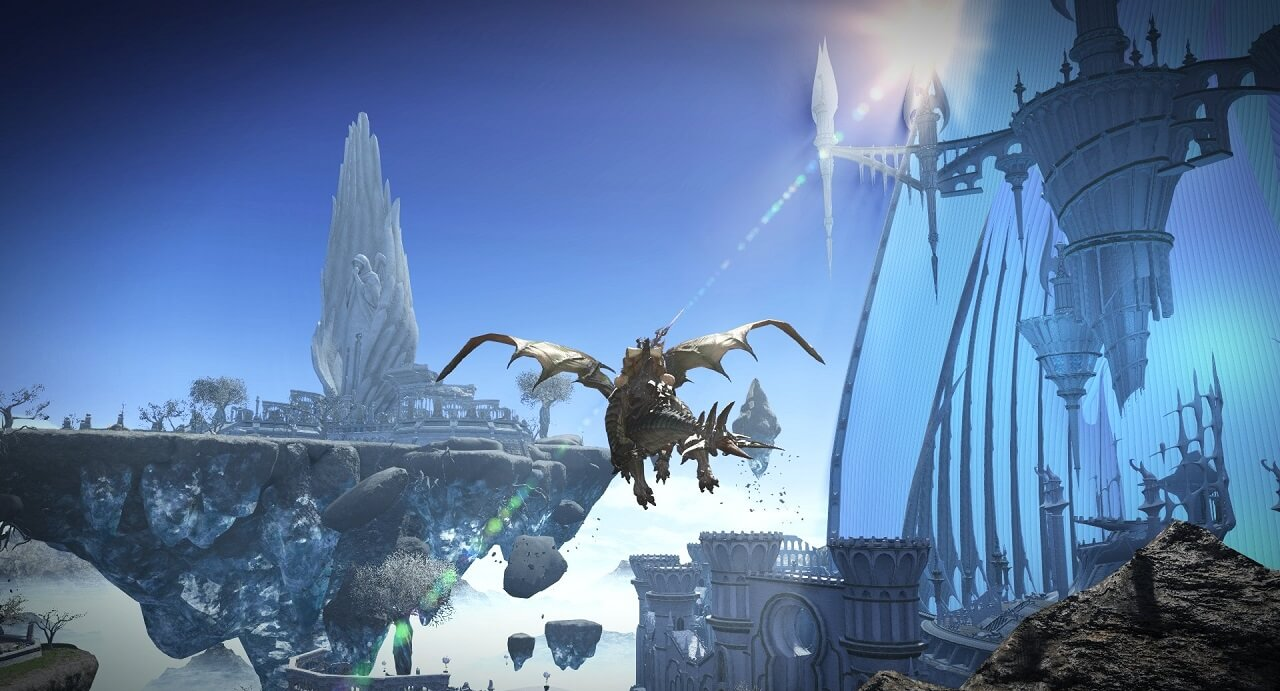 Final Fantasy XIV Patch 3.1 Released