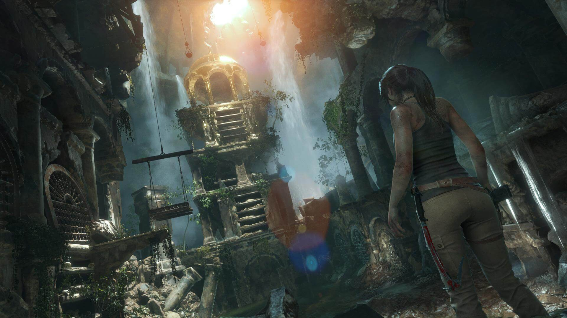 Exclusive: Rise Of The Tomb Raider Preview