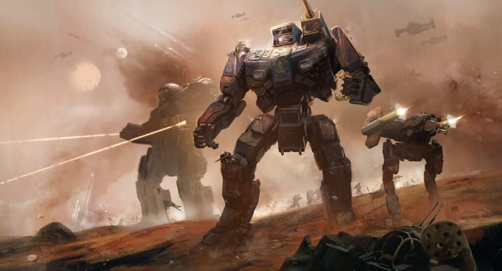 BattleTech: Our Top 5 BattleMechs