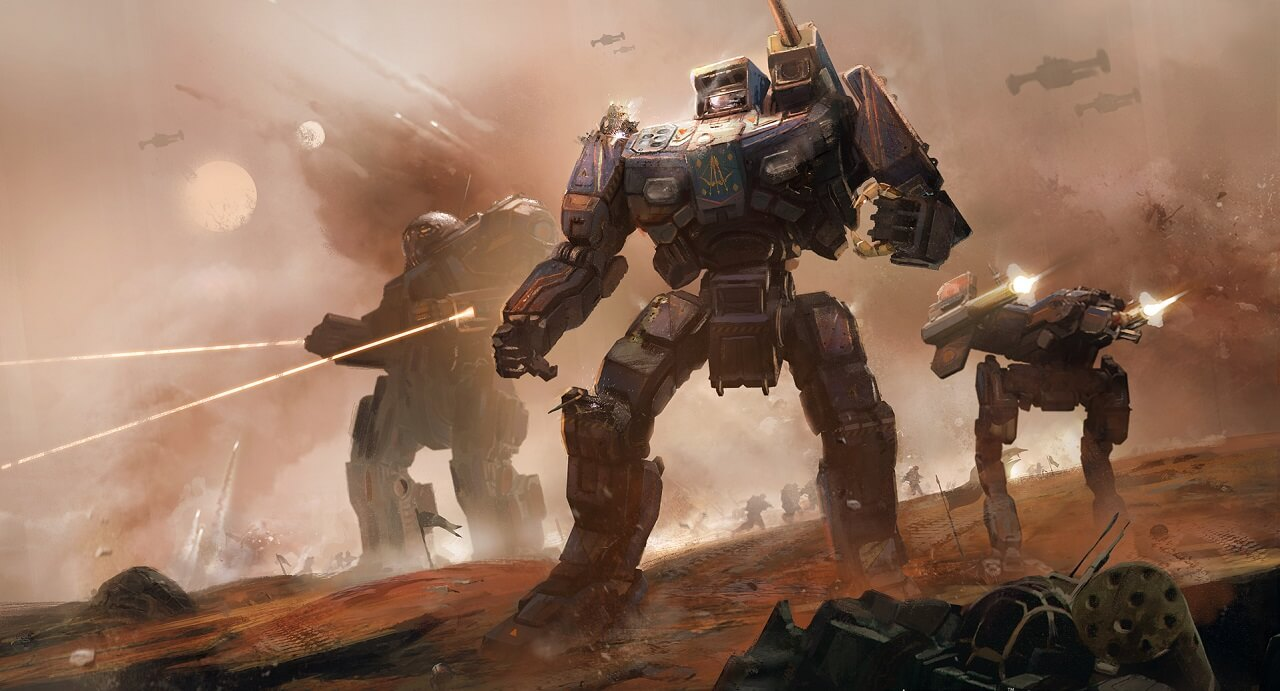 BattleTech: Our Top 5 BattleMechs
