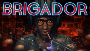 Is this me? Is this a brigador? What is a brigador?