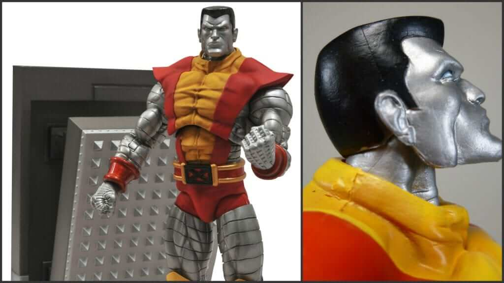 Diamond Select Toys:  A Closer Look at Colossus
