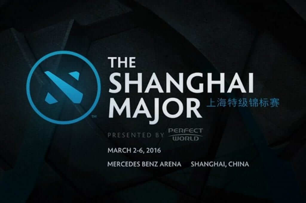 Valve Announces Shanghai Major for Dota 2