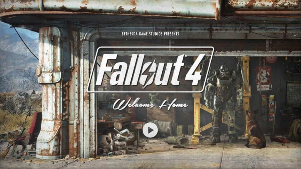 Fallout 4 Patch Hits Steam First