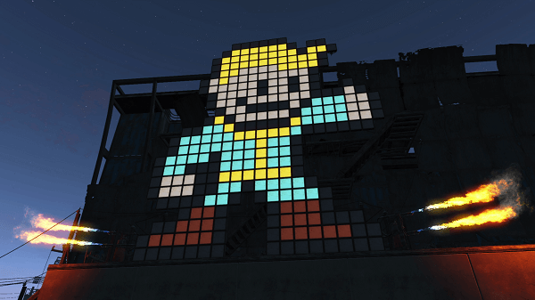 Even Vault Boy approves of Fallout 4's mod support on consoles.