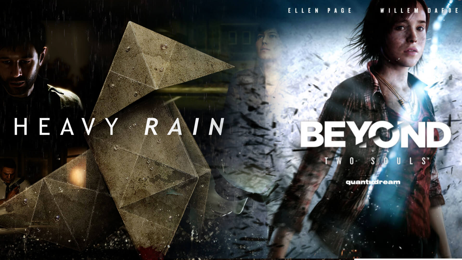 Beyond: Two Souls and Heavy Rain Coming To PlayStation 4