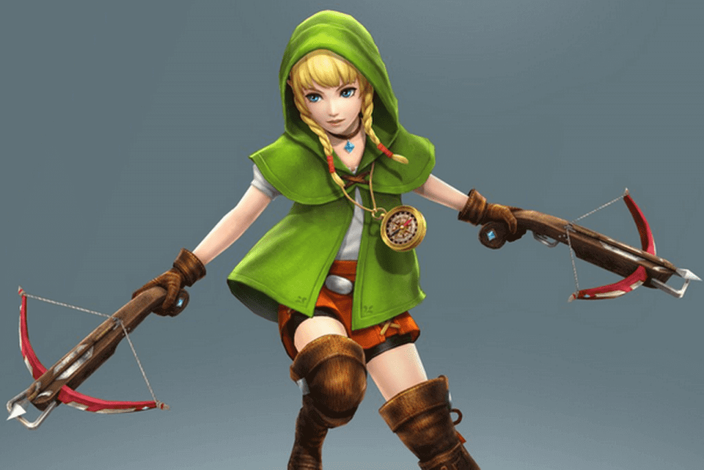 Nintendo Unveils Linkle, The Female Link, For Hyrule Warriors