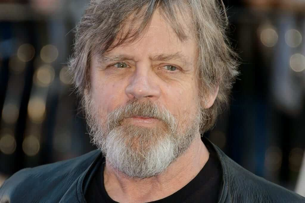 Mark Hamill on Being Luke Skywalker Once Again