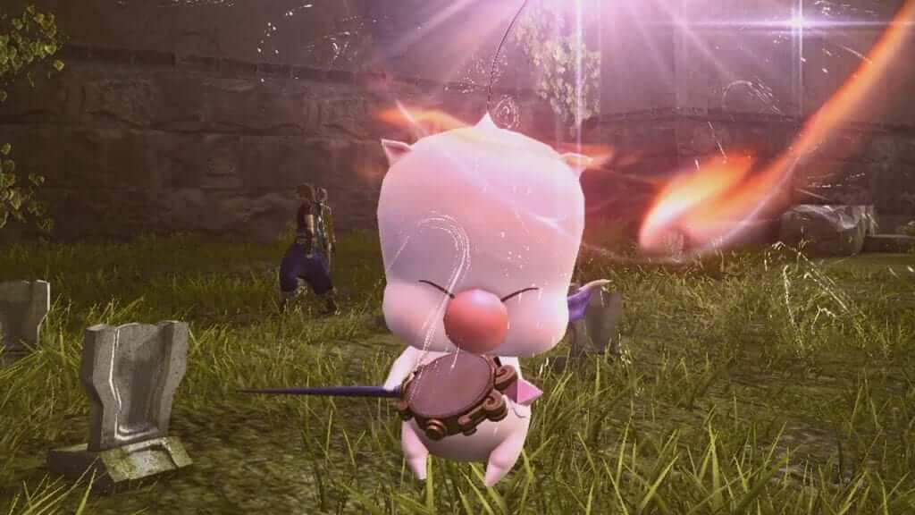 Final Fantasy 15 Will Feature Moogles