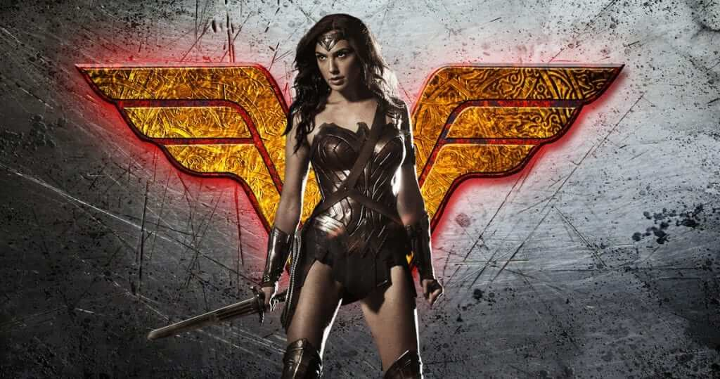 Wonder Woman: Official Image, Full Cast Revealed