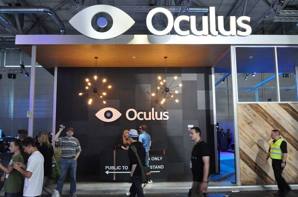 Oculus Rift To Be