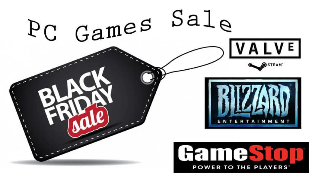 Holiday Price Cuts on PC Games