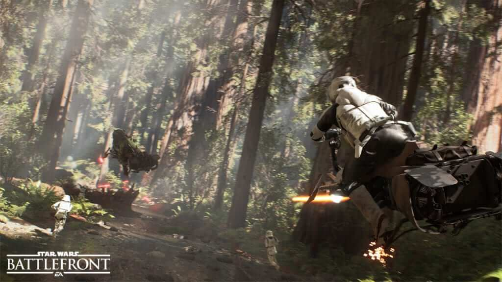 Battlefront Update Will Not Feature New Maps