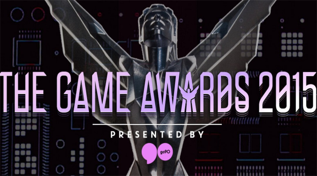 Game Awards 2015 Nominees Announced