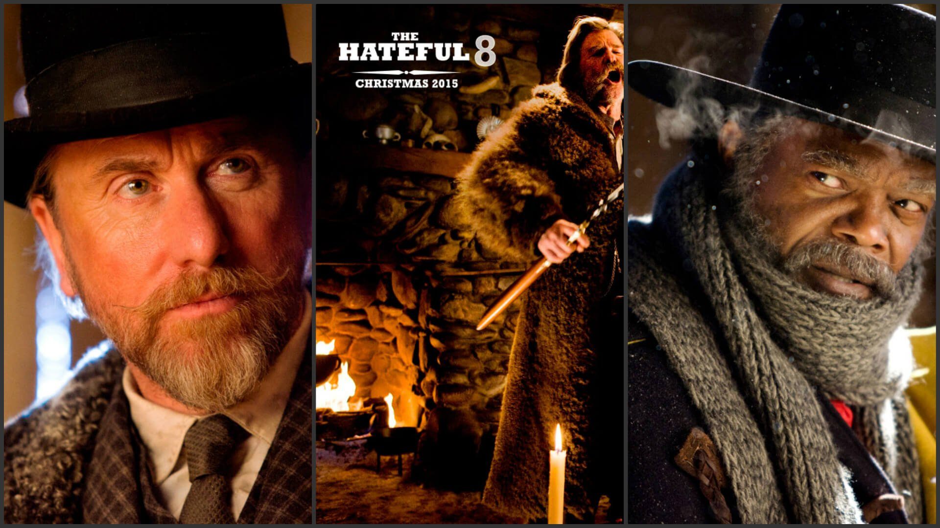 New Trailer for 'The Hateful Eight'