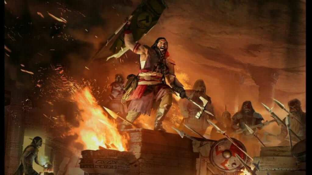 Nate Wells Joins Underworld Ascendant Team
