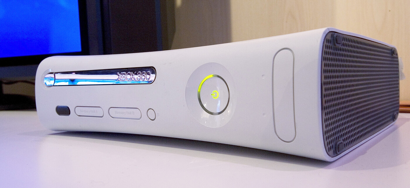 Xbox 360 Turns 10 Years Old Today