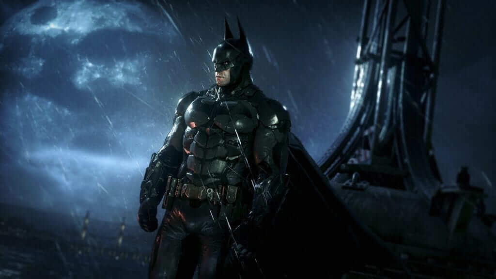 Arkham Knight Receives New Patch on PC