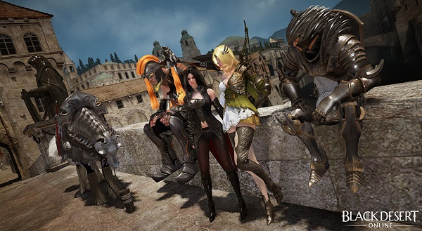 Black Desert Online features some insane character models.
