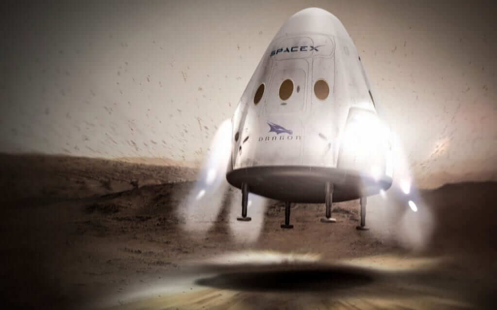 NASA Gives SpaceX Flight Orders